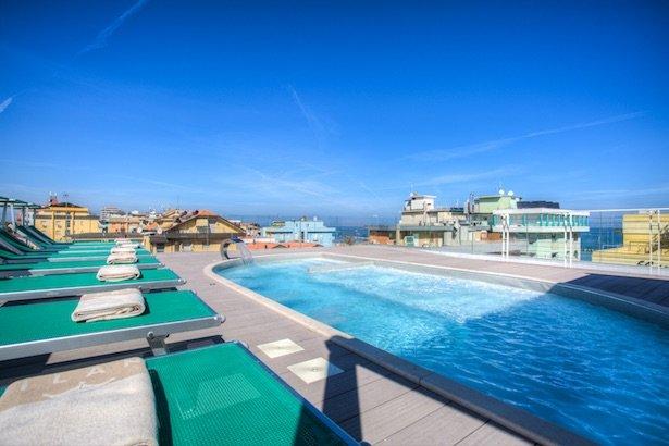 Milano hotel bellaria 3 stelle superior sul mare - Hotel bellaria con piscina ...
