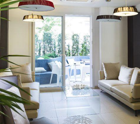 LOUNGE Milano Suite Hotel